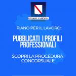 piano per il lavoro della regione Campania