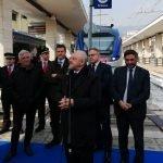 Inaugurazione del 14simo e il 15esimo treno jazz