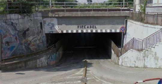 riapre il sottopasso di via Torino a Pontecagnano